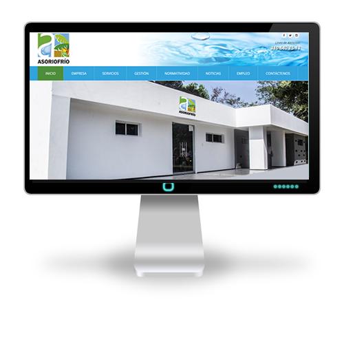 Pagina web Asoriofrio