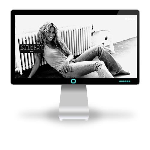 Pagina web Kathy Kopp